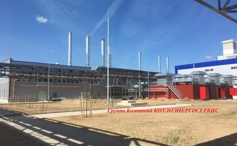 Строительство энергоцентра мощностью 33 мВт. Заказчик объекта – ЗАО «БЕЛДЖИ»