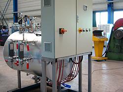 Электропаровые генераторы
